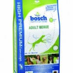 Bosch 44097 Adult Menue
